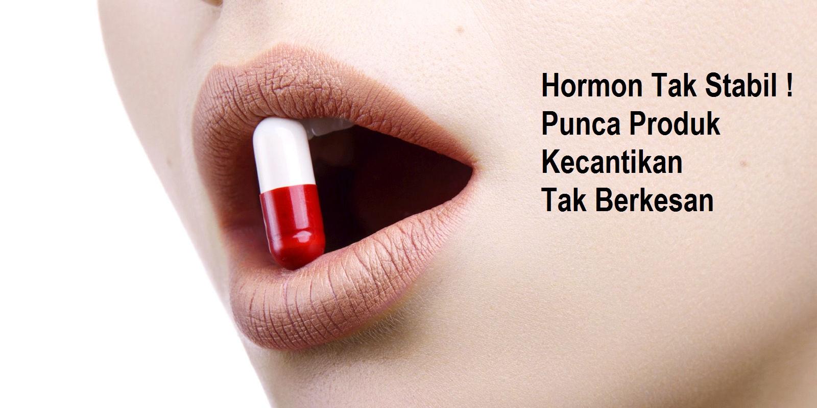 hormon tidak stabil