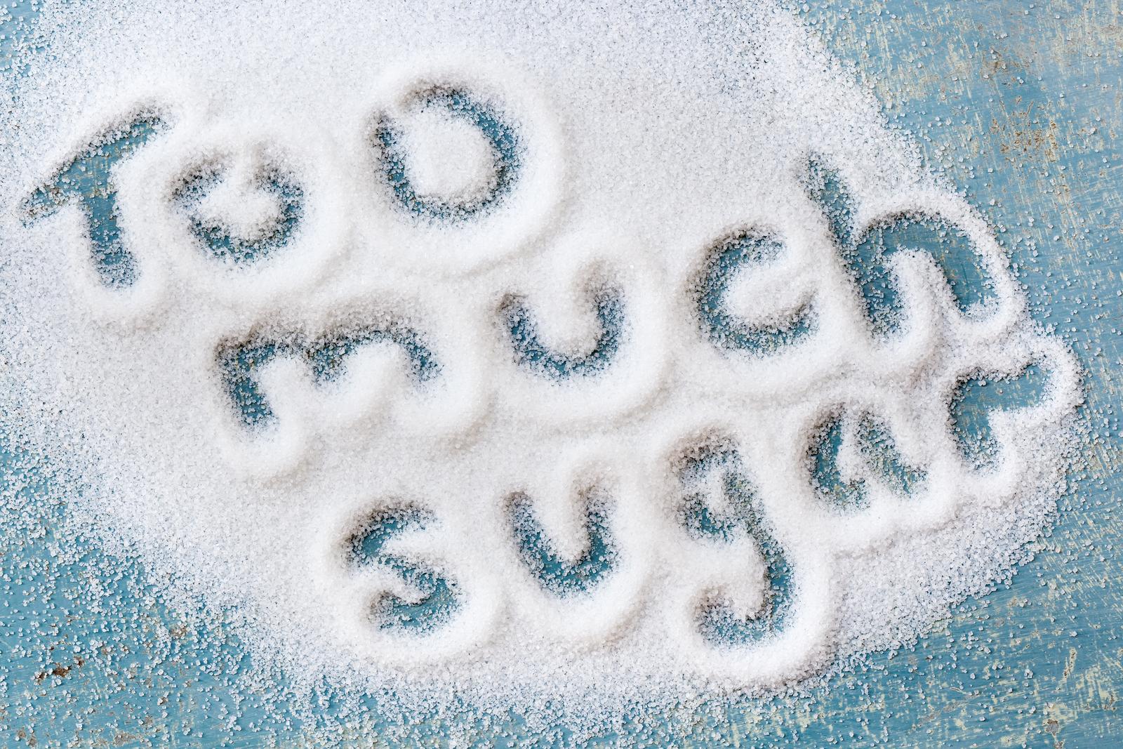 kurangkan gula